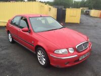 Rover 45 diesel family owned
