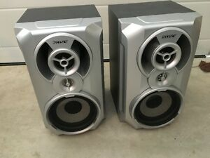 For Sale: Small Sony Speakers