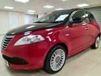 Chrysler Ypsilon 1.2 Black&Red Hatchback £30 Rd Tax WARRANTY 12 MONTHS MOT FSH