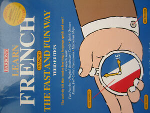 Barron's Learn French 3rd edition