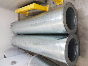 """Free insulated 16"""" ductwork"""