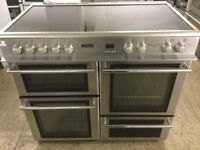 Leisure stainless steel Electric Range Cooker