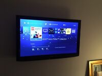 Panasonic 42inch 2d and 3d tv
