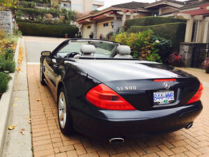 2005 Mercedes-Benz SL-Class 5.0L Coupe (2 door) Great condition! North Shore Greater Vancouver Area image 1