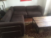 Couch / Sectional / sofabed - Ikea Tylosand