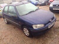 Peugeot 106 cheap 195