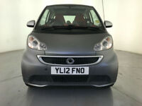 2012 SMART FORTWO PASSION MHD AUTOMATIC PANORAMIC GLASS ROOF SAT NAV
