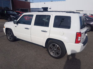 Jeep Patriot North 2009 Edition special Chrome