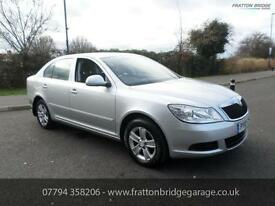 SKODA OCTAVIA SE TDI CR F.S.H Excellent Condition New Cam Belt, Silver, Manual,