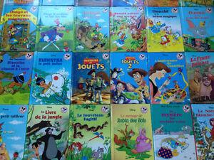 Livres « club du livre Mickey » Disney EXCELLENT ÉTAT