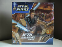STAR WARS Jedi Unleashed Game 2002 Hasbro NEW