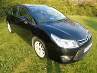 2010 59 CITROEN C4 1.6 EXCLUSIVE 5 DOOR