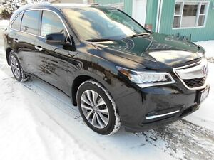 JUST REDUCED DEAL 2014 Acura MDX Tech Package SUV, Crossover