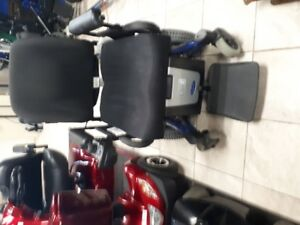 Invacare TDX SP electric wheelchair like new T.647-781-8987