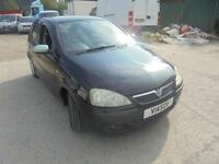 Vauxhall Corsa 1.2i 16v SXi 5 DOOR - 2003 53-REG - 8 MONTHS MOT