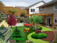 Lawn + Landscaping ** COUPON - Spring & Yearly Cleanup Packages