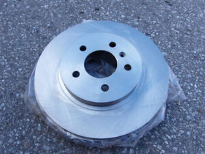 Chevy Uplander rotors