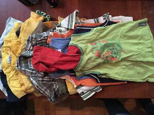 Lot de vêtements de marque