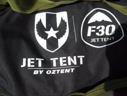 Easy Erect Oztent Jet Tent F30 For Sale Kirwan Townsville Surrounds Preview