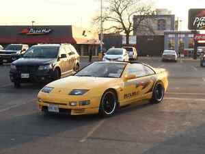 REDUCED PRICE!! 1990 NISSAN 300 ZX TWIN TURBO!!