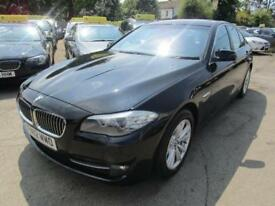 2012 BMW 5 Series 2.0 520d EfficientDynamics BluePerformance 4dr