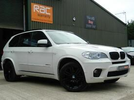 2010 BMW X5 XDRIVE30D M SPORT ESTATE DIESEL