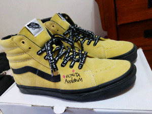 A Tribe Called Quest SK-8 HI Vans SIZE 10