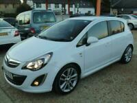 2014 Vauxhall Corsa 1.4 SRi 5dr [AC] HATCHBACK Petrol Manual