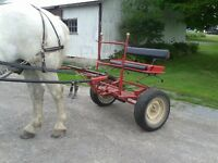 used pioneer fore cart for sale