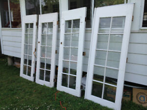 Portes Francaises / French Doors