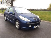 Peugeot 207 1.4 16v Sport 3dr Reliable + Cost-Effective