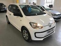 64 Volkswagen up! 1.0 Take Up White 3 Door