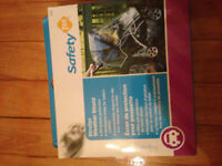 SAFETY 1ST STROLLER WEATHER SHIELD 10$(NEW)