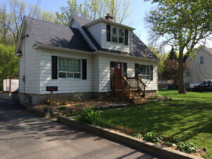 Pointe-Claire large lot with Terra Cotta Park as backyard