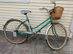 Vintage CCM Galaxy coaster bike
