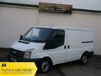 FORD TRANSIT 2.2 TDCI 280 SWB LOW TOP WHITE TURBO DIESEL PANEL * NO VAT !*