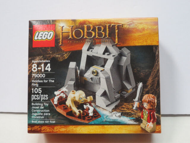 Lego Hobbit Riddles for the Ring 79000 new in box