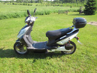 Daymak Austin scooter (NO TRADES PLEASE)