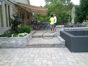 Outdoor kitchens/sidewalks & Fire pits London Ontario image 3