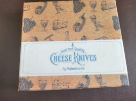 Cheese knifes
