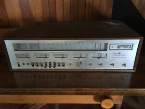 Amplificateur radio stereo Sears RE-1801