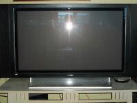 """""""42"""" Plasma HDTV"""