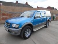 2002 Isuzu pick up TFS rodeo 3.1 turbo double cab no issues cambelt done