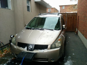 Nissan quest for Sale