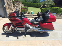 2013 fully loaded Gold Wing