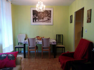 FURNISHED ALL INCLUSIVE ST. CLAIR WEST, SUBLET