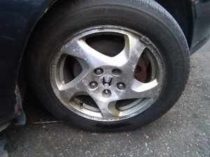 Set of Prelude Blades! 16 Inch rims