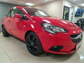 image for Vauxhall Corsa 1.4i ecoTEC Energy Red Hatchback 58MPG WARRANTY 12 MONTS MOT