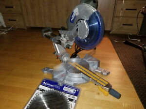 Sliding Mitre Saw - Cheap