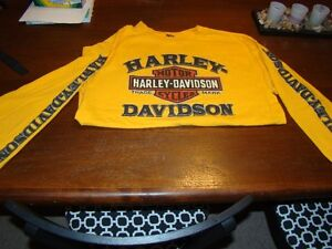 Genuine Harley Davidson Clothing-Great condition